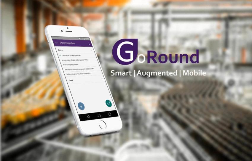 GoRound | Smart augmented mobile